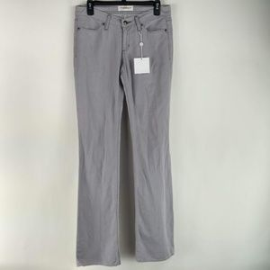 NWT HABITUAL GRAY BOOT CUT JEANS SIZE 29